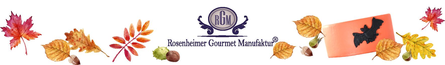 Rosenheimer Gourmet Manufaktur Logo